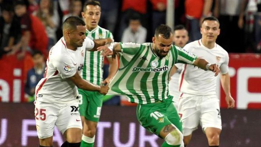Un Sevilla de Champions supera al Betis