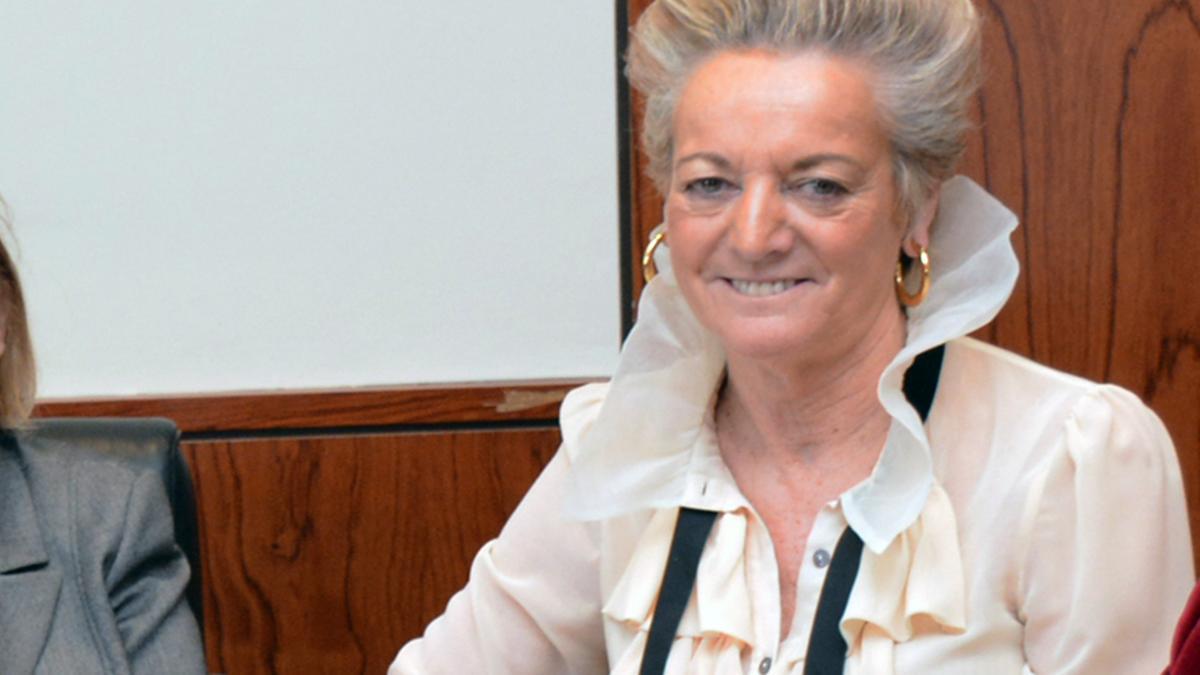 La presidenta de la Sala de LoSocial del Tribunal Supremo, María Luisa Segoviano.