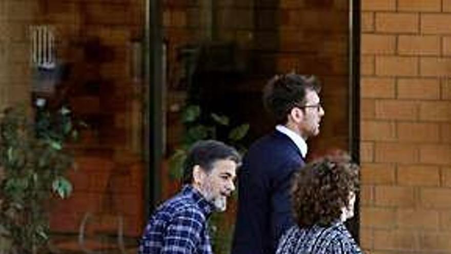 Oriol Pujol surt de la presó després de dos mesos i mig pel cas de les comissions il·legals
