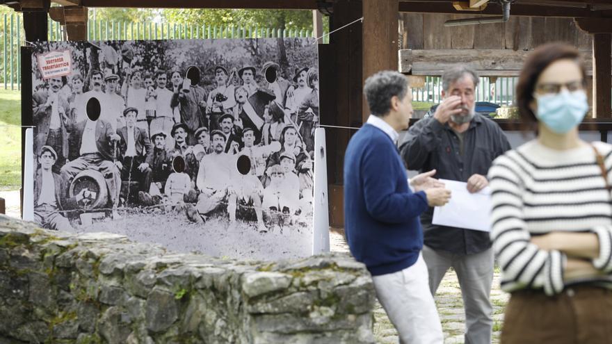 Descendientes de emigrantes que se fueron a América comparten sus archivos