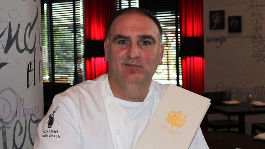 El chef José Andrés, presentador de los Oscars 2019