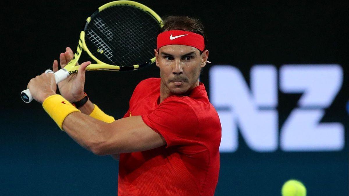 España se cruzará con Grecia y Australia en la ATP Cup