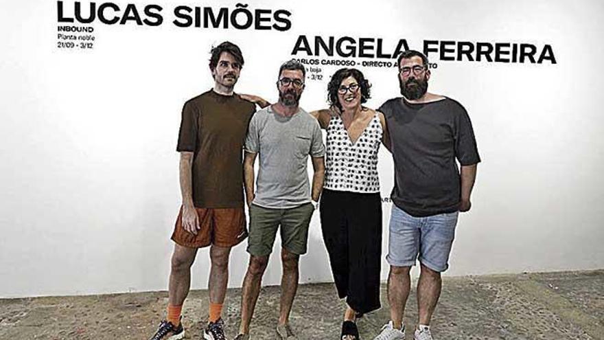 Homenaje al periodista asesinado Carlos Cardoso