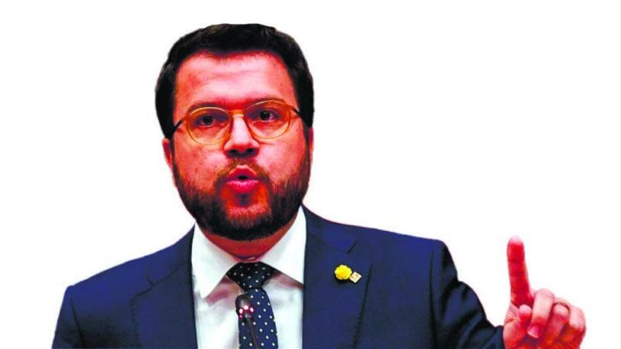 Cataluña  sin gobierno