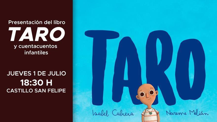 Presentación y cuentacuentos infantiles de Taro