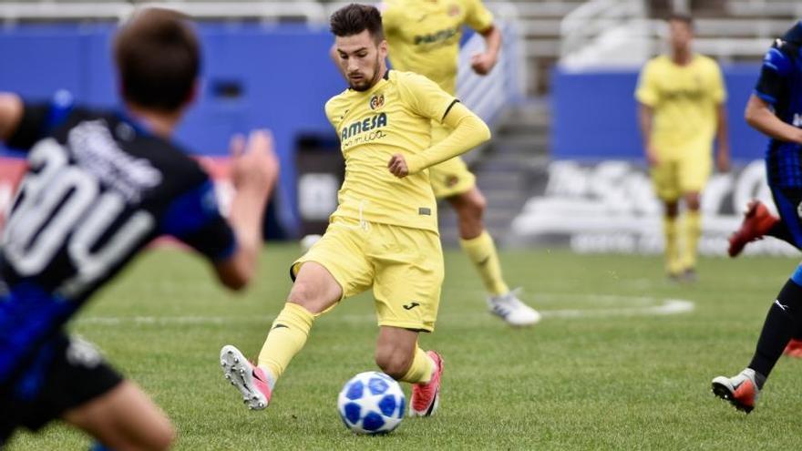 El juvenil A del Villarreal se enfrentará al Zaragoza en los octavos de la Copa del Rey
