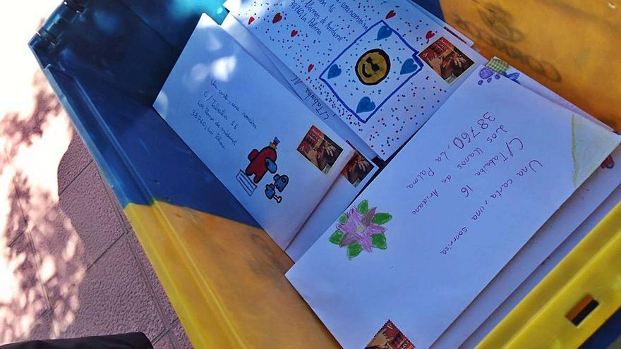 Cartas para La Palma