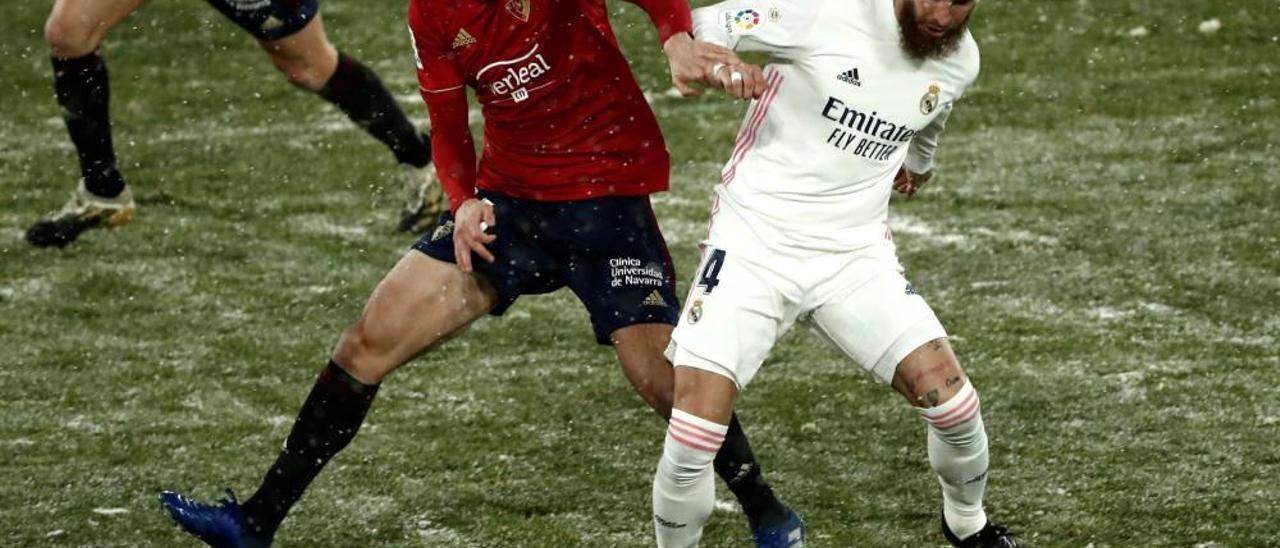 LaLiga Santander: Osasuna- Real Madrid