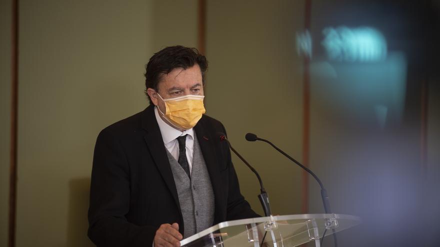 Los expulsados de Ciudadanos quieren quitar a Molina de portavoz en la Asamblea
