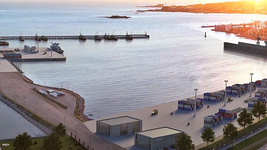 Uruguay ofrece a la flota gallega la concesión de un nuevo puerto pesquero por 25 millones