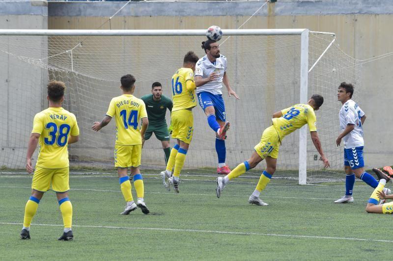 Segunda B Grupo IV-A: Tamaraceite - Las Palmas Atlético