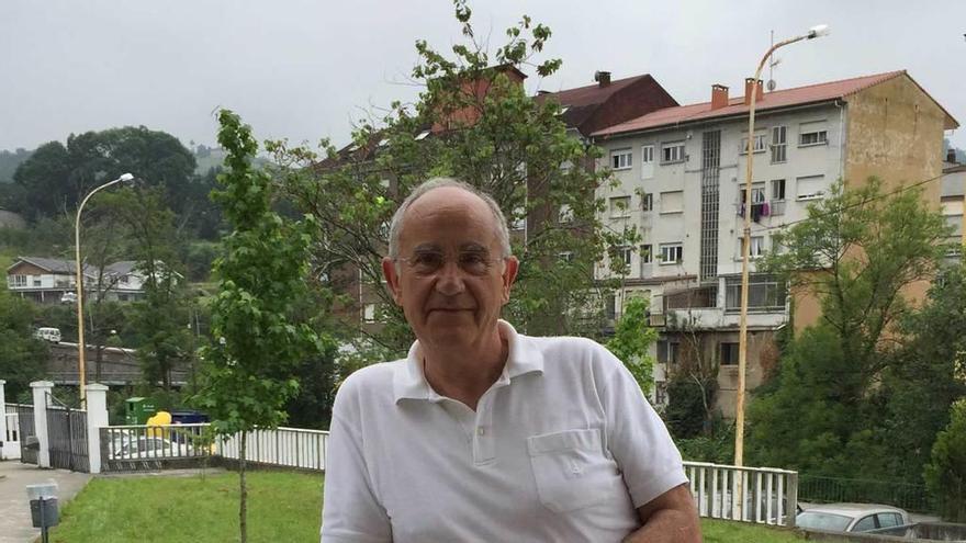 """Andrés Martínez: """"La ruta jacobea de Covadonga está perfectamente definida"""""""