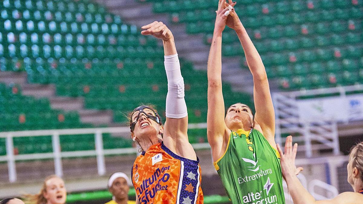 El Valencia Basket fue superior desde el salto inicial. | LEVANTE-EMV