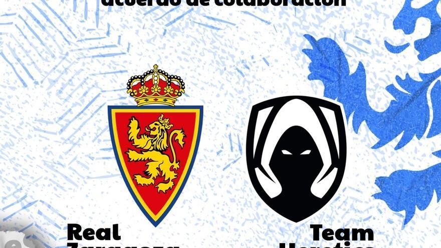 El Real Zaragoza da un impulso a sus eSports