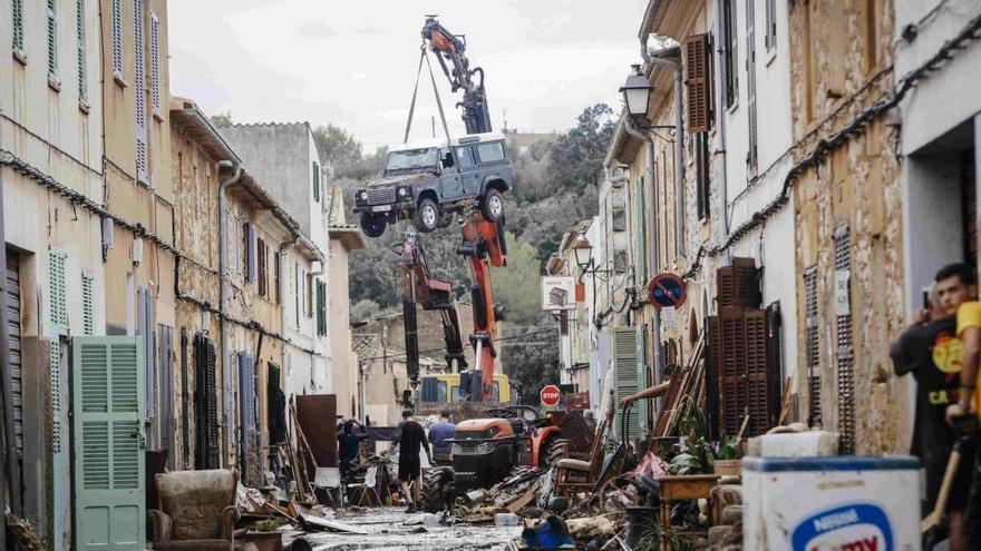 'Torrentada' de Sant Llorenç: la catástrofe que no se pudo predecir