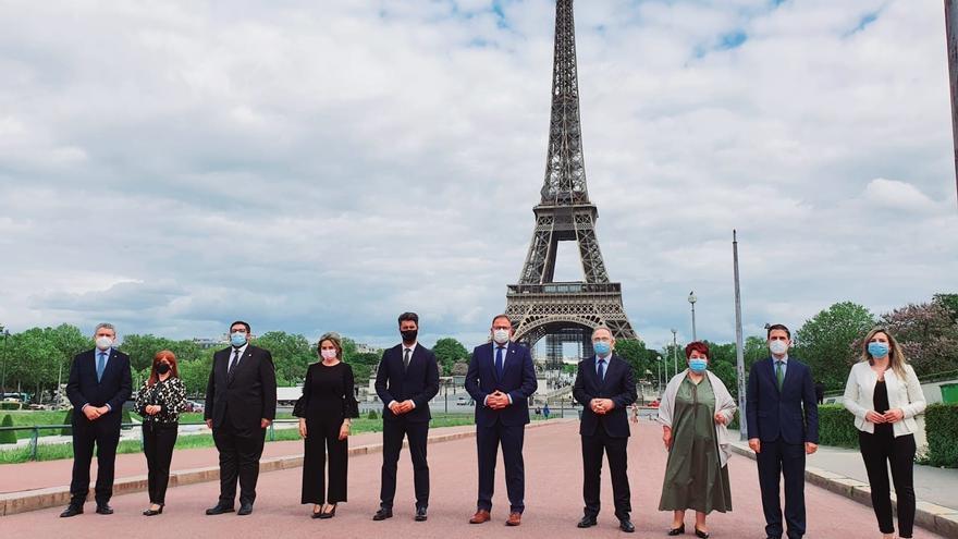 Las ciudades patrimonio se promocionan en París