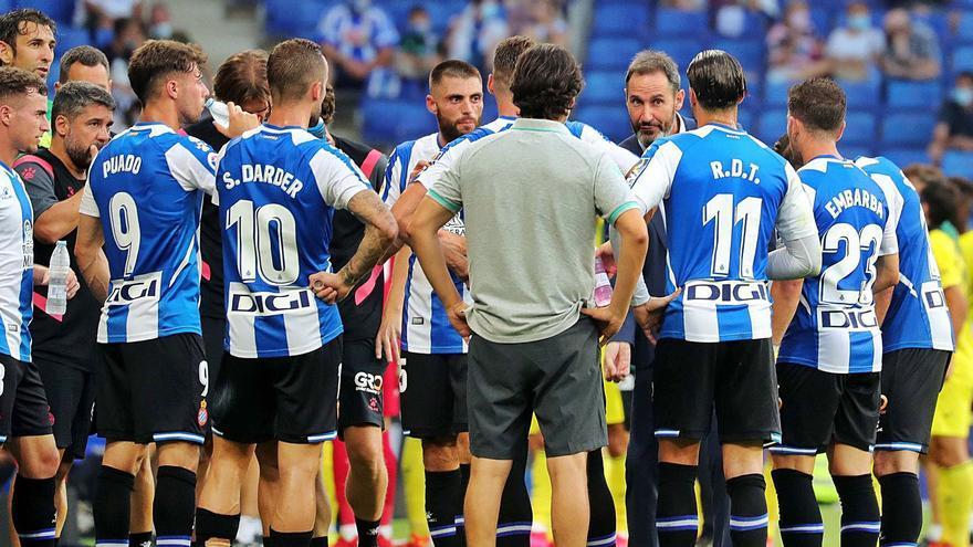 El gol, la asignatura pendiente del Espanyol