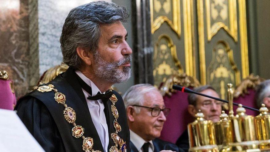 Lesmes presidirá la toma de posesión de Bragado al frente del TSJC