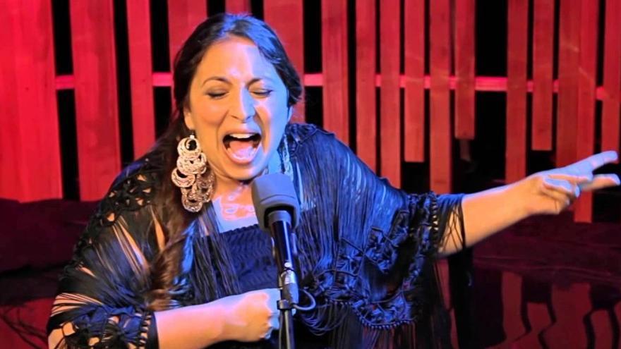 """Montse Cortés: """"El flamenco puro es actual porque es sentido y tiene alma"""""""