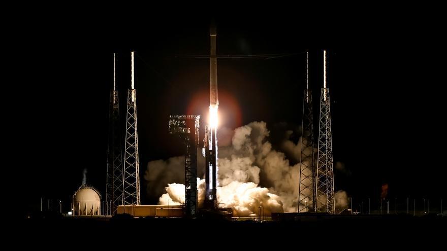 Lucy, la misión que buscará los orígenes del Sistema Solar, ya está en órbita