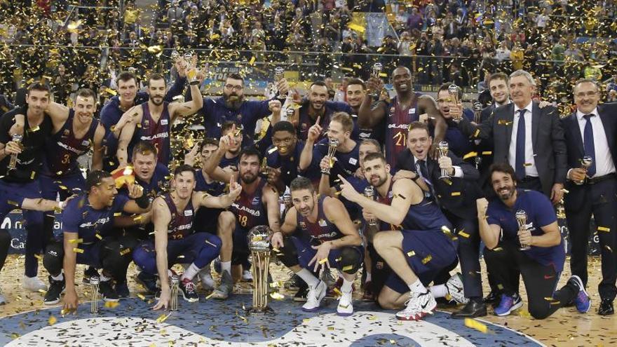 El Barcelona sorprende al Madrid y conquista la Copa