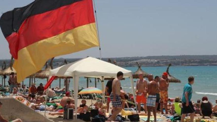 Deutsche nehmen Briten angeblich die Hotelbetten weg