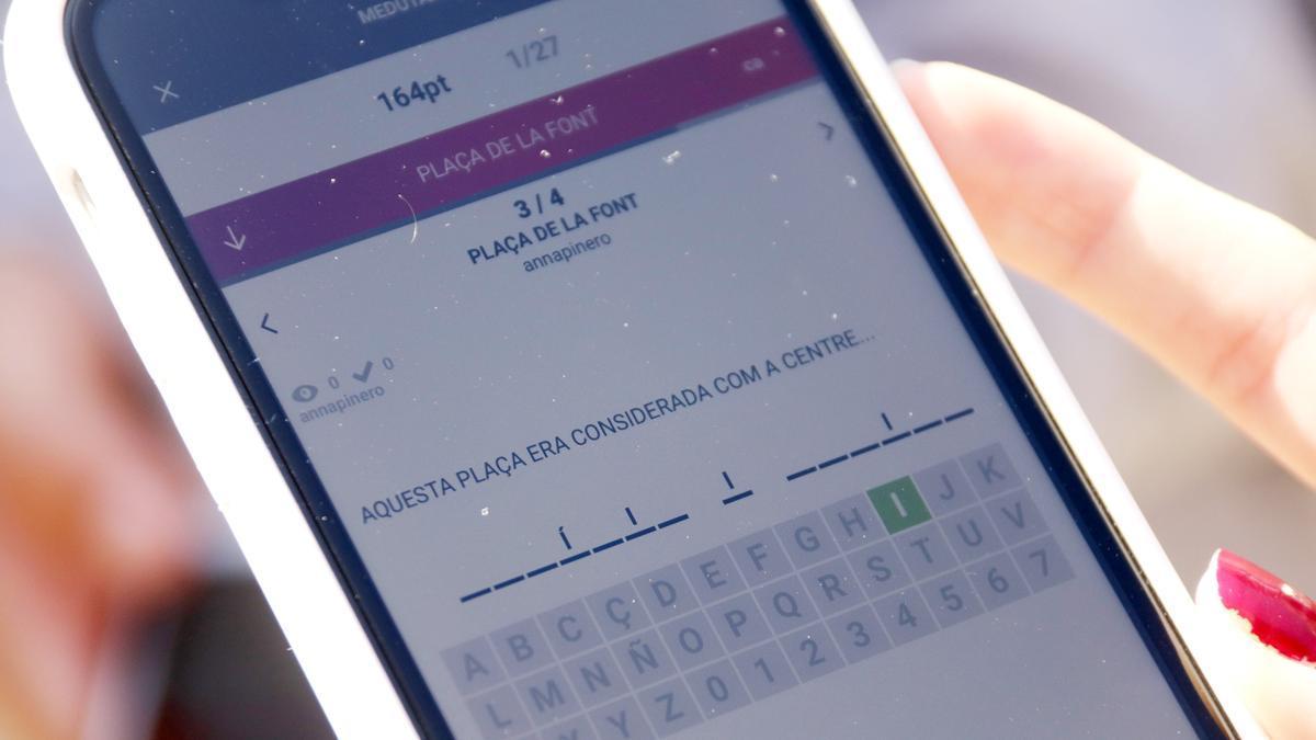 La nova aplicació vol impulsar la seguretat als comerços del municipi.