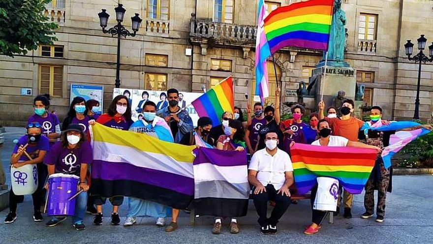 Casi cincuenta agresiones homófobas en Tui y Tomiño en solo cuatro meses