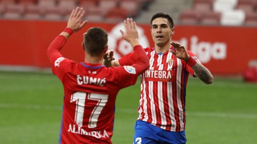 Todos los goles de la jornada 21 de Segunda: Dobletes de Fran Sol y Djurdjevic