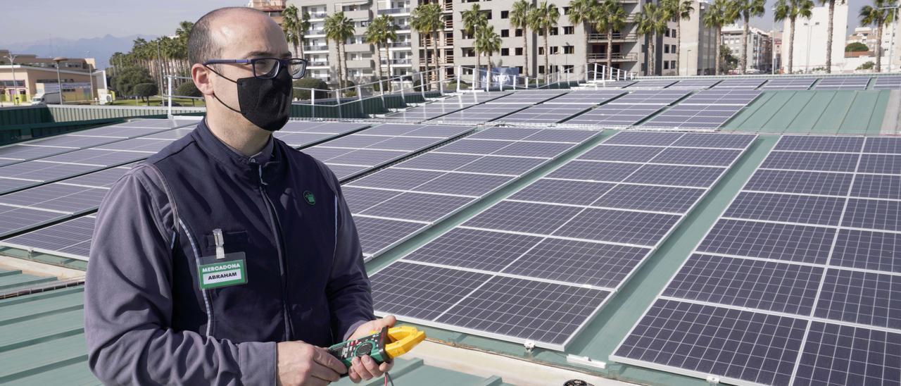 Mercadona reduce el consumo energético en 39,7 millones kWh en 2019 y 2020