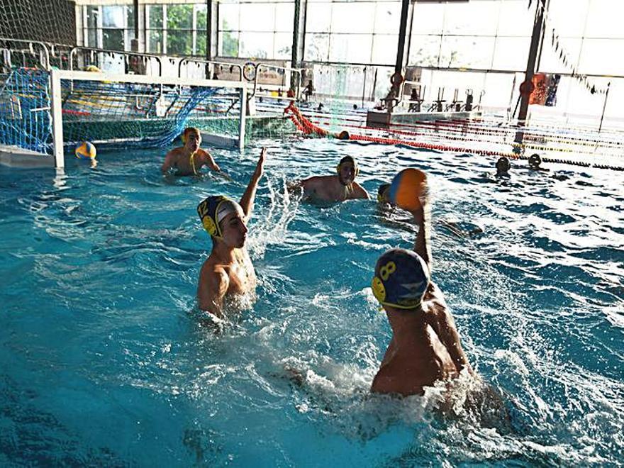 El W. Pontevedra cancela sus entrenamientos