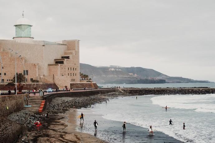 Coronavirus en Canarias | Madrugada en Las Canteras (2/05/20)