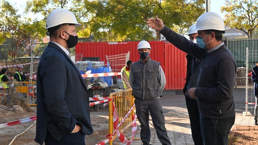 Vivienda finaliza la tercera fase de la rehabilitación del barrio Juan XXIII, en Alicante, que afecta a 62 viviendas y un local