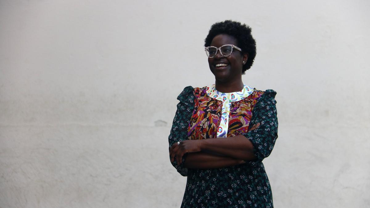 La nova directora del MACBA, Elvira Dyangani