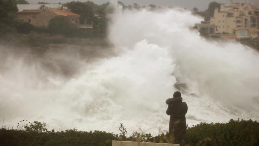 ¿Cómo afectará a Mallorca la ciclogénesis explosiva?