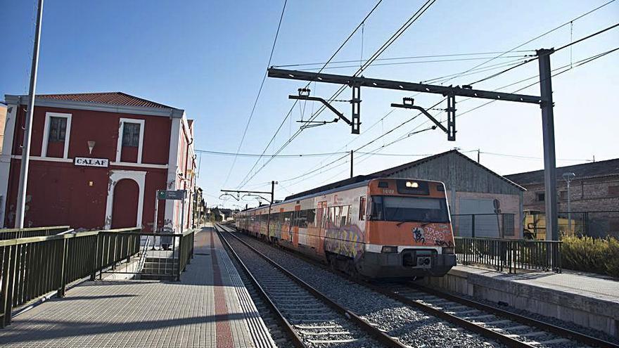 CCOO demana que es faci ja amb Renfe l'augment de trens a la línia de Lleida