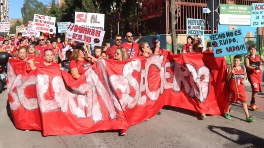 La manifestación del baloncesto malagueño, desconvocada