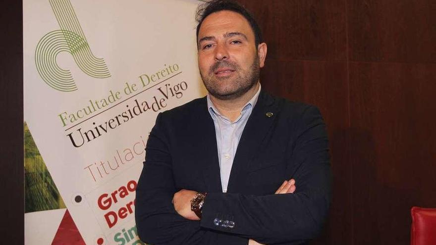 """Javier rodríguez rajo """"Estamos en el centro de la Eurorregión y vamos a aprovechar esa oportunidad"""""""
