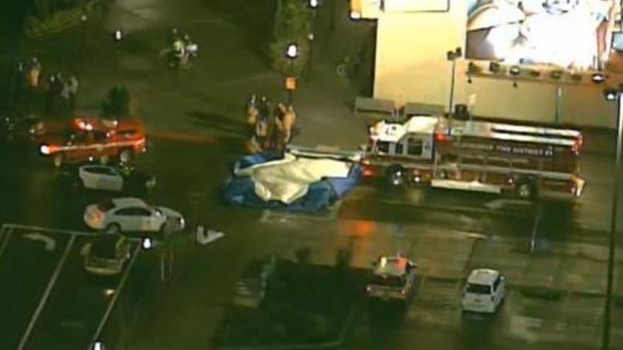 Mata a dos personas en un centro comercial y luego se suicida
