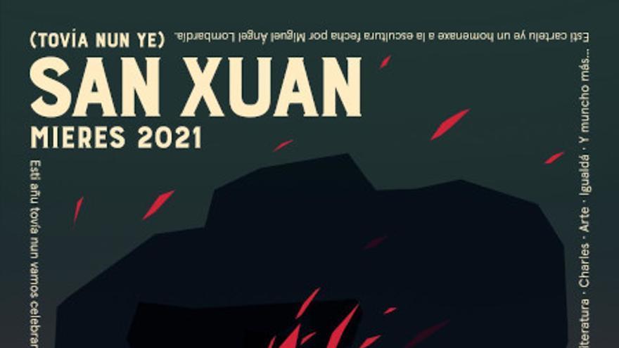 Tovía nun ye San Xuan: La Nueche San Xuan