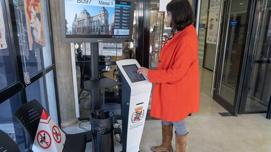El Ayuntamiento reforma la sede de Estadística para dar mejor servicio a la ciudadanía