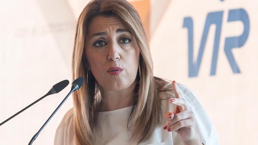 """Díaz a Tejerina: """"Es clasista, supremacista e ignorante"""""""