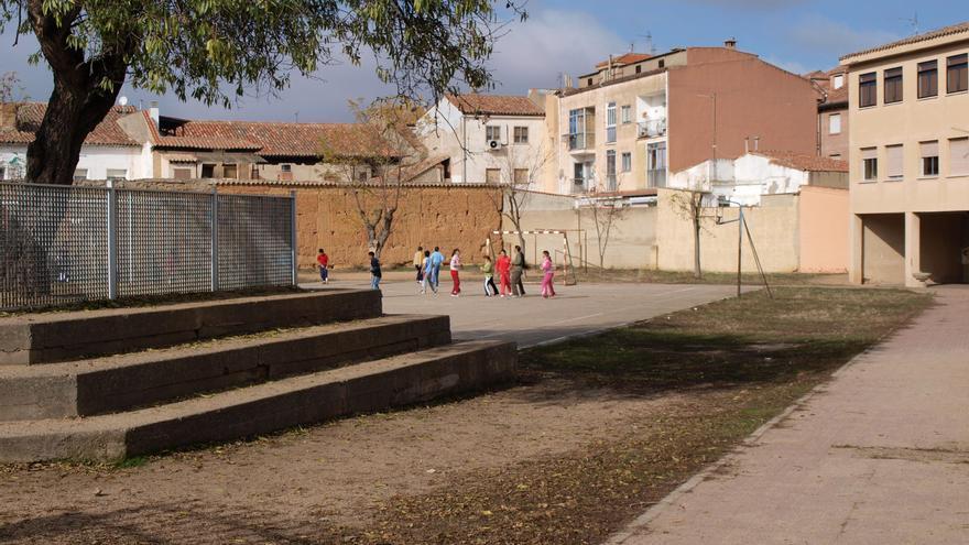 En cuarentena otro aula en Zamora, del colegio Magdalena Ulloa de Toro