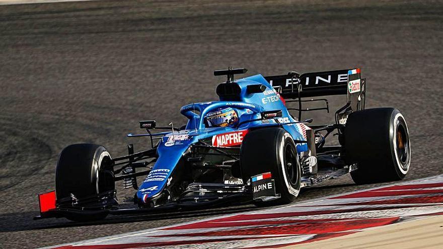 Alonso torna a  la Fórmula 1 per la porta gran