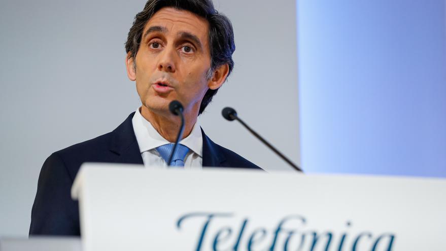 Telefónica España ingresa hasta marzo 3.050 millones de euros, un 0,9% menos