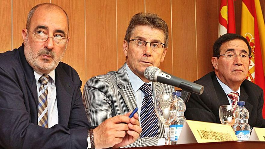 Andrés Pérez Santamaría, al fin presidente del Colegio de Enfermería de Zamora