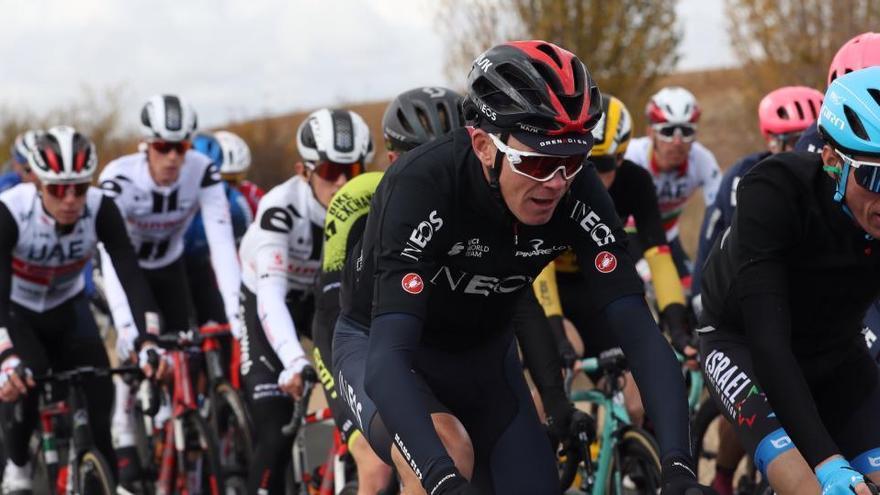 Sigue en directo la etapa de hoy de la Vuelta: Garray-Numancia - Ejea de los C.