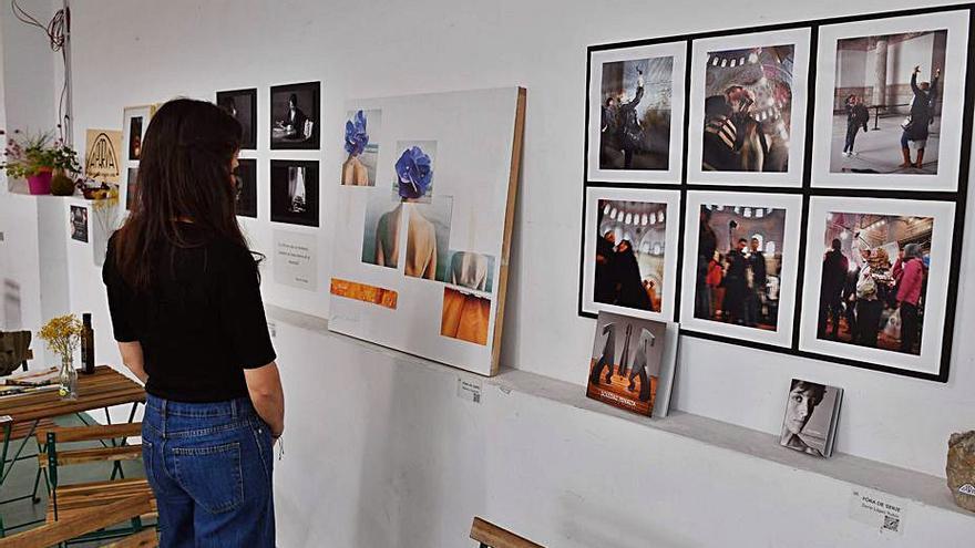 Exposición fotográfica en A Parva