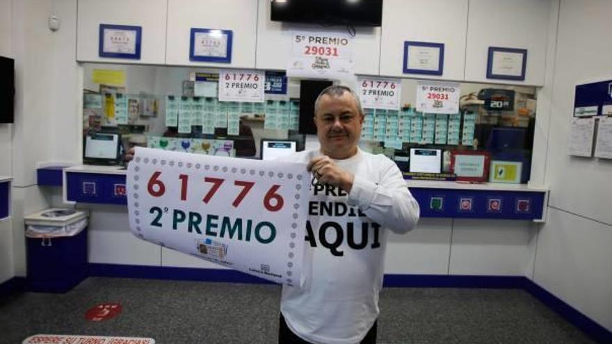 El Niño vuelve a esquivar a los valencianos y deja solo 1, 67 millones en premios