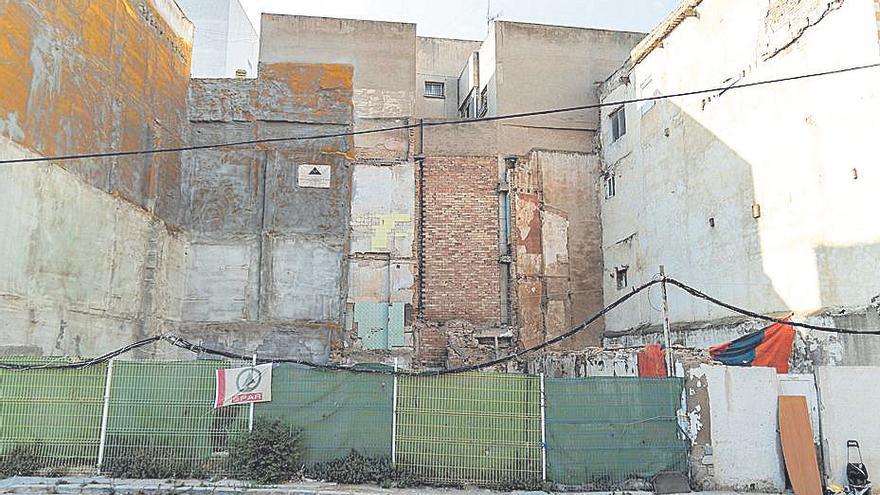 Casco Antiguo busca salida a los treinta solares que tiene en el centro histórico